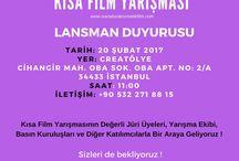 İva Natura Kozmetik Kısa Film Yarışması Lansmanı İstanbul'da Yapıldı! / Kısa Film Yarışması, Iva Natura Short Film Competition, great jury, www.ivanaturakozmetikfilm.com