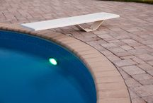 Inviting Pool Decks / Investment in a supreme backyard signature piece calls for its surroundings to be equally spectacular. Elevate your pool experience with Barkman.