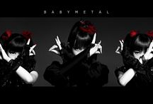 BABYMETAL / Pictures of the awesome Kawaii Metal group known as Babymetal. This will include the three vocals and the actual band!