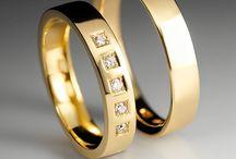 Красивые обручальные кольца / Jewelry, Кольца