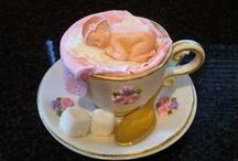 baby sugar figures