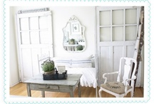 Decorating with doors / by Annmarie Strivelli Amato