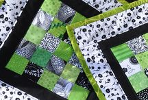Quilting-Pot Holders & Placemats