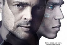 Almost Not Cancelled / Almost Human. Yet another scify series cancelled too early by Fox.  / by Jennifer O'Leary