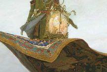 Artist Victor Vasnetsov