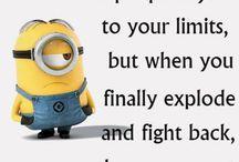 Funny Minion