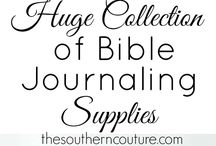 bible journaling ideas tips