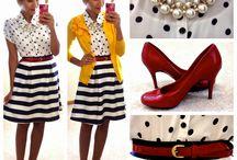 Fashion - To Copy - Warmer Weather