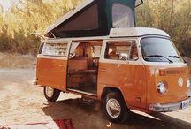 VW Van Botanical Elopement / Styled Shoot