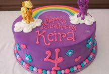 Litl pony cake