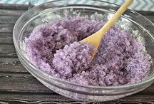 sůl,mýdla