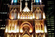 Igrejas e monumentos / privada