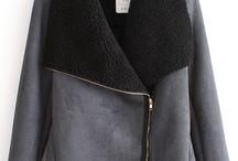 Abrigos chaquetones