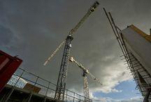 Zuidas Amsterdam in photos / Bouwen,building,construction