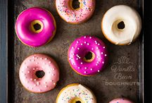 donuts / we love donuts.