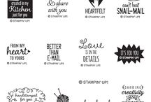 Stampin' Up! Products
