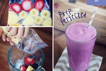 Smoothies / by Stephanie Evans
