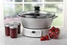 Small Appliances / Jam and Jellies / by Debra Trautman