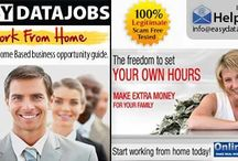 Data Entry Jobs / Free Registration is Now Open, Register Now! Get Access To Download My e-book of Online Data Entry Jobs Without any Investment and Earn Rs.60000 per Month by doing Simple online data entry Jobs on the Internet.