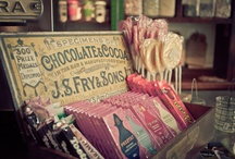 shop and candy shop / by Dina de Santiago