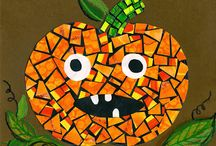 Projets de classe : Halloween