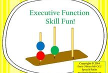 Executive Functioning / by Shelly Koch-Rolf