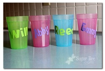 cups / by Janelle Shere