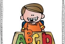 Alphabet Ideas / by Fabulous in FIrst