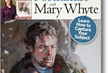 Mary White Watercolours