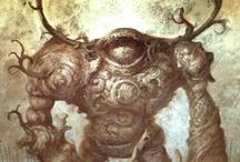 The Golem / http://www.kickstarter.com/projects/1320581435/moonbot-studios-next-game-the-golem