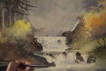 ART  YOUTUBE - WATER