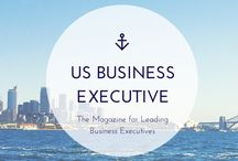 US Business Executive / A nationally recognized trade magazine connecting industry leaders and generating national exposure for featured business executives.