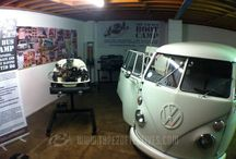 T2D Bus Boot Camp / Air-cooled Volkswagen Maintenance Day