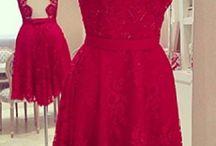 Šaty .. z jahodovej peny :P