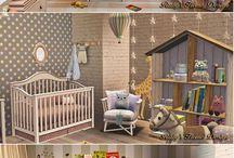 The Sims 3 house ideas