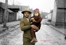 WW1 COLOURISED - GRANDE GUERRE COLORISEE / Photos colorisées de la Grande Guerre Colourised photos of Great War