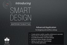 Smart Design - SMARTER WAY TO SELECT TILES / Easy to understand and user friendly, RAK Smart Design is an online tool using the latest in digital technology. RAK Smart Design allows you to design, create and visualise tiling layouts then download the information to assist with home decoration decisions – all from the comfort of your own sofa! With a variety of layouts to choose from, RAK Smart Design is perfect for both laymen and professionals. http://goo.gl/cuUKug