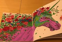 Mythomorphia Coloring Book