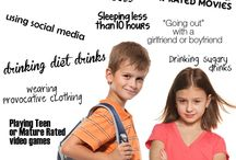 Parenting Articles / by Susan Merrill