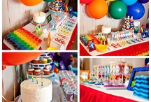 Birthday Parties  / by Jade Beckwith