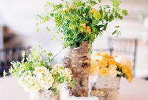 Meseros / Wedding Centerpieces