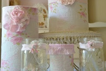 Things To Make With Fabric / Great ideas for using up those scraps of fabrics