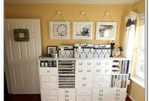 Home: Craft Room by Michaels Recollections