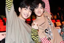 Hyeongseop X Euiwoong / These two are so amazing