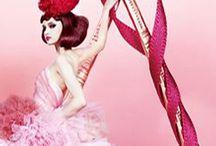 ピンク色のプリンセス