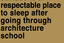life as archi students
