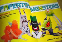 Papertoy Monsters Arts & Crafts