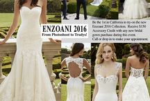 Enzoani 2016 Collection