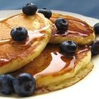 Pancakes / Typically, pancakes are cooked one side on a griddle and flipped partway through to cook the other side. Depending on the region, pancakes may be served at any time of day, with a variety of toppings or fillings including jam, chocolate chips, fruit, syrup or meat. For the Ingredients and directions visit http://www.bestlifeblueprint.com/healthy-recipies/pancakes