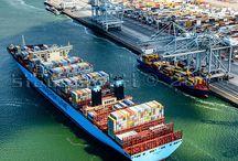 haven/schepen/loods
